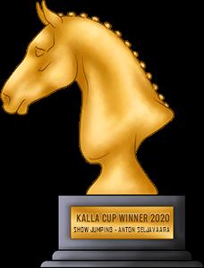 Anton Seljavaara |  Vilan vuokraaja Kallacup-2020-s